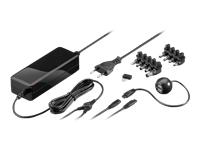 wentronic Strømforsyningsadapter AC 100-240 V 72 Watt