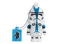 Silver Sanz 501st Clone Trooper