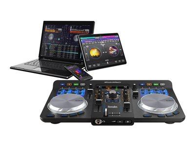 Hercules Universal DJ - Ovladač DJ - 2 kanály