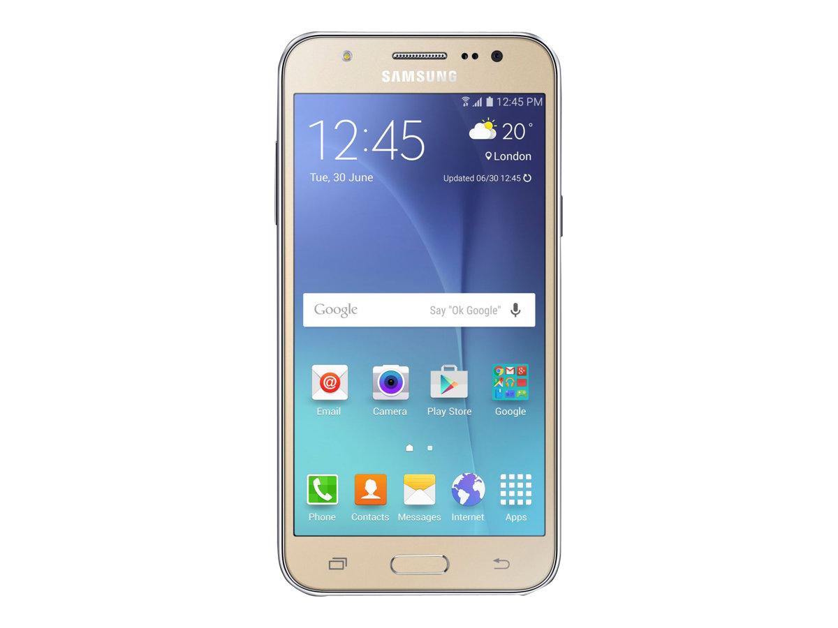 samsung galaxy j5 2016 sm j510fn or 4g lte 16 go gsm smartphone smartphones. Black Bedroom Furniture Sets. Home Design Ideas