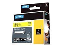 Image of DYMO - flexible nylon tape - 1 roll(s)