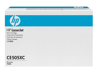 HP Cartouches Laser CE505XC