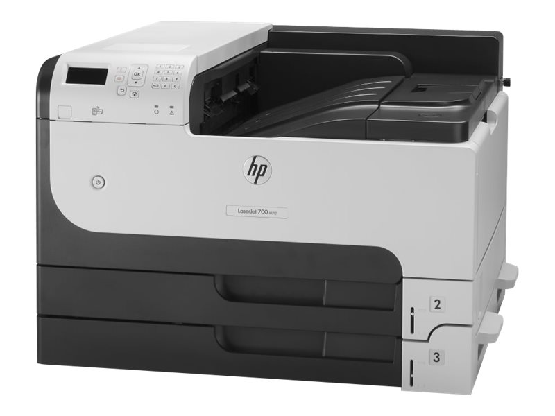 HP LaserJet Enterprise 700 Printer M712dn - imprimante - N&B - monochrome - laser - laser