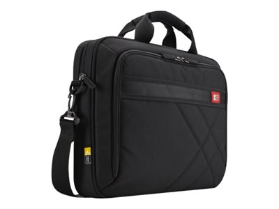 """Case Logic 17.3"""" Laptop and Tablet Case - Notebook carrying case - 17"""" - black"""