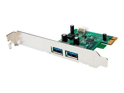 Tarjeta Pci puertos Usb 3.0 Buffalo IFC-PCIE2U3S2