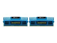 Corsair Vengeance DDR3 16 GB: 2 x 8 GB DIMM 240-pin