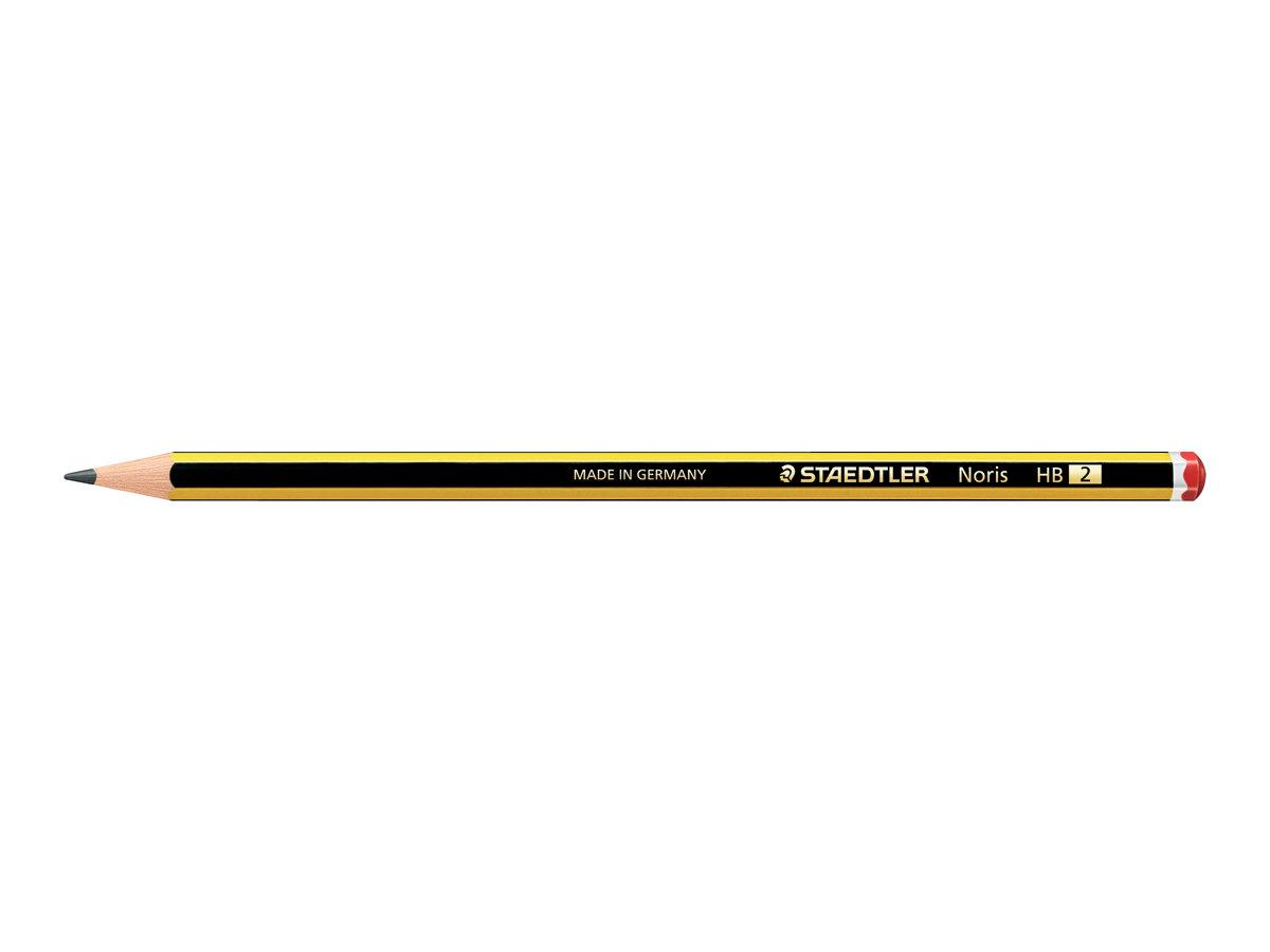 Staedtler Noris Crayon Hb 2 Mm Avec Gomme