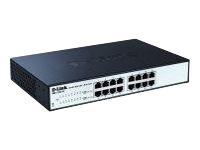 D-Link EasySmart Switch DGS-1100-16 - commutateur - 16 ports - Géré - Ordinateur de bureau