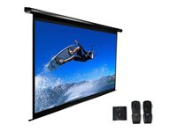 Image of Elite VMAX2 Series VMAX135UWH2 - projection screen (motorized) - 135 in ( 343 cm )