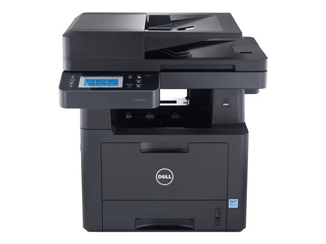 Image of Dell Multifunction Mono Laser Printer B2375dfw - multifunction printer ( B/W )