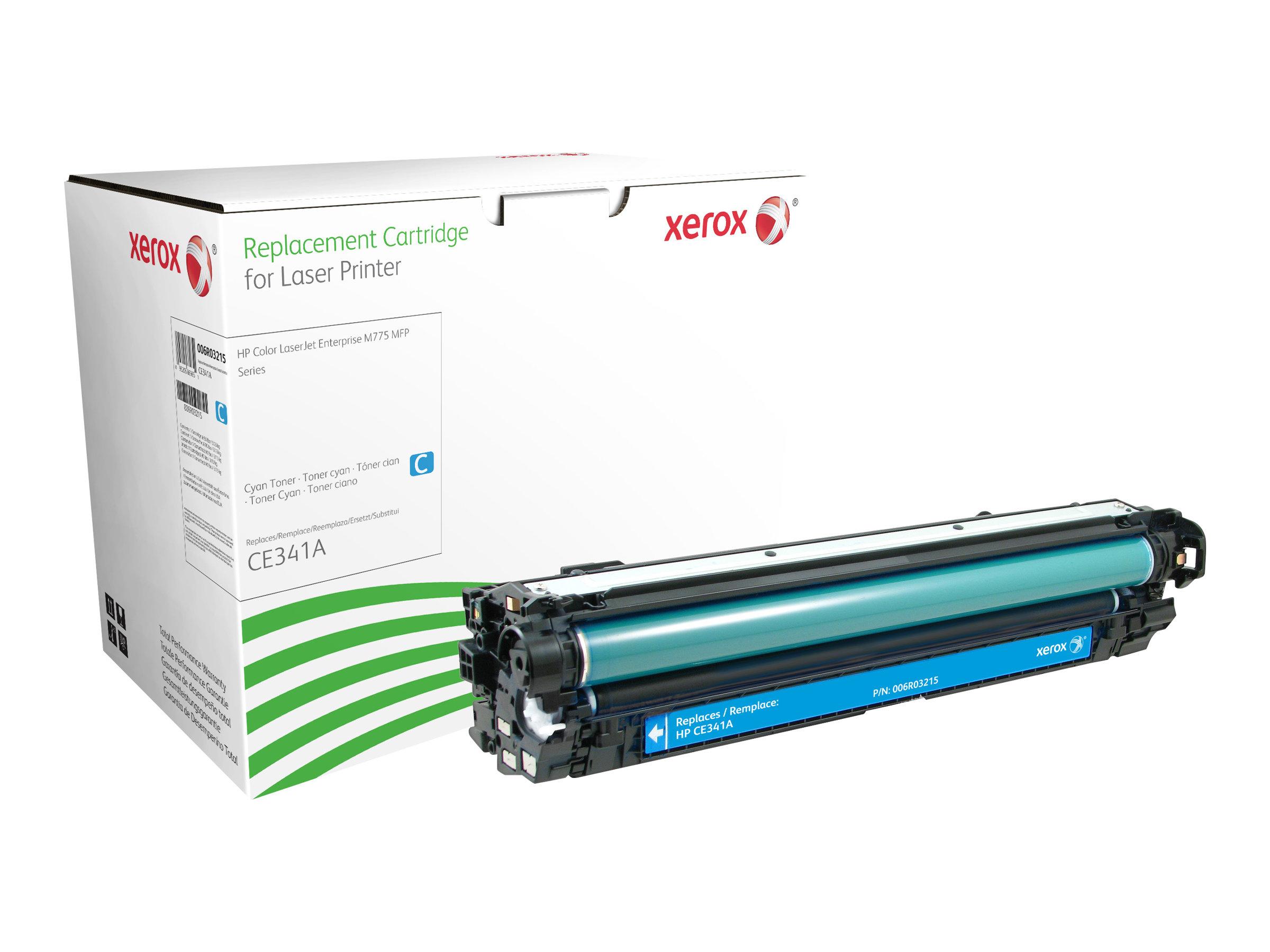 Xerox - cyan - cartouche de toner (alternative pour: HP 651A)