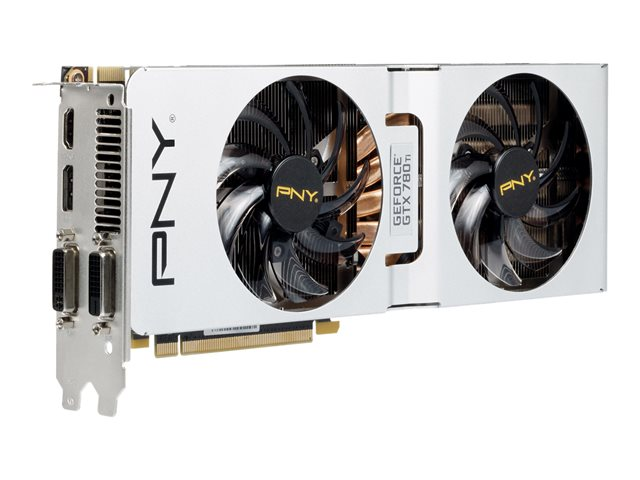 PNY XLR8 GeForce GTX 780 Ti Pure Performance