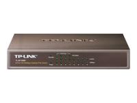 TP-Link TL-SF1008P Switch 4 x 10/100 (PoE) + 4 x 10/100 desktop PoE