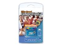 Transcend Cartes Flash TS256MCF80