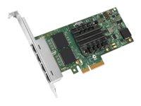 Intel I350 QP - Adaptador de red - PCIe perfil bajo