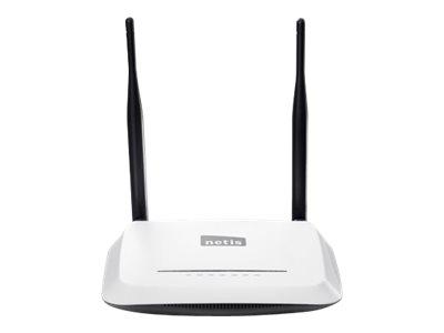 Netis WF2419 Wireless router - 4-port switch - 802.11b/g/n - 2.4 GHz - Wireless router - 4-port switch - 802.11b/g/n - 2.4 GHz