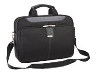 """Targus Transit 15 - 15.6"""" / 38.1 - 39.6cm Toploading Case - sacoche pour ordinateur portable"""