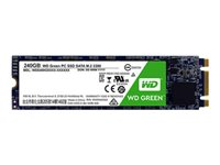 WD SSD Green 240gb M2 Int SATA3 3D