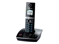 Panasonic KX-TG8061GB Trådløs telefon besvarelsessystem med opkalds-ID