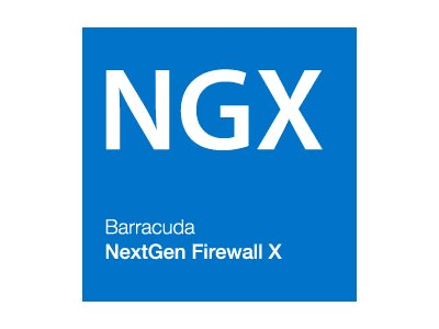 Barracuda NextGen Firewall X-Series 300Vx Virtual Appliance