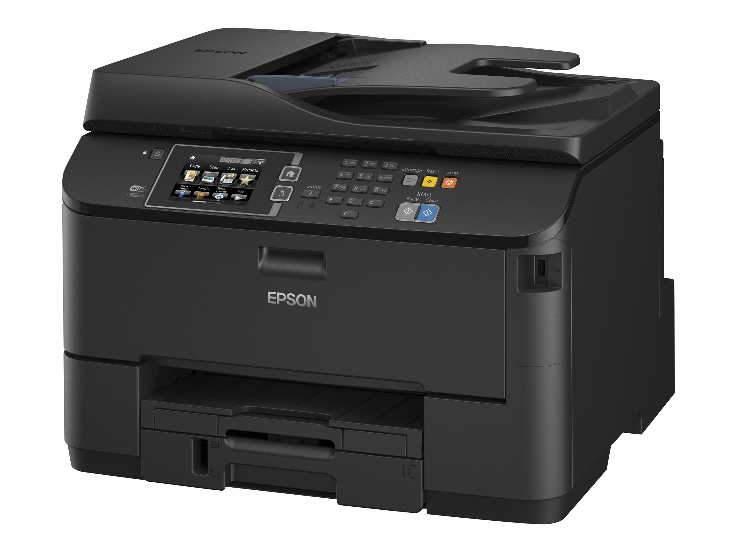 Epson WorkForce Pro WF-4630DWF - imprimante multifonctions ( couleur )