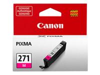 Canon CLI-271M - Magenta - original - ink tank - for PIXMA MG5720, MG5721, MG5722, MG6821, MG6822, MG7720, TS5020, TS6020, TS8020, TS9020