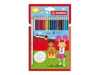 STABILO color - crayon de couleur