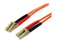 StarTech.com Câble optique 50FIBLCLC3