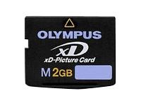 Olympus M-XD2GB Flashhukommelseskort 2 GB xD Type M
