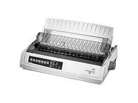 Image of OKI Microline 3321eco - printer - monochrome - dot-matrix