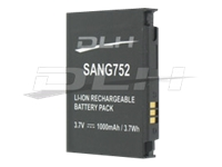DLH Energy Batteries compatibles SANG752