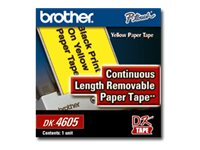 Brother DK4605 Removable