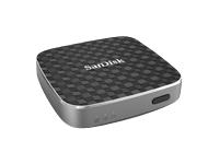 SanDisk Connect Wireless Media Drive - lecteur réseau - 64 Go