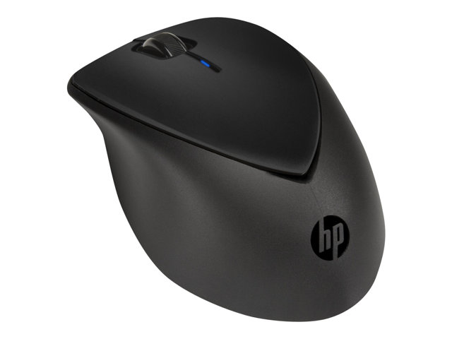 Image of HP Wireless Comfort - mouse - 2.4 GHz