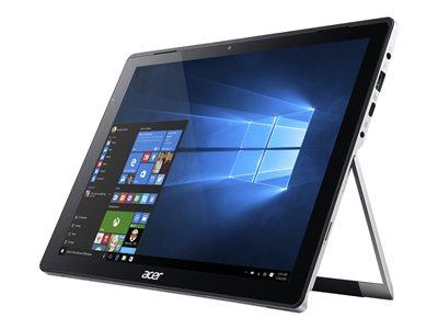 "Acer Switch Alpha 12 SA5-271-78M8 - Tablet - with detachable keyboard - Core i7 6500U / 2.5 GHz - Win 10 Home 64-bit - 8 GB RAM - 256 GB SSD - 12"" IPS touchscreen 2160 x 1440 (Full HD Plus) - HD Graphics 520 - Wi-Fi - gray - kbd: US International"
