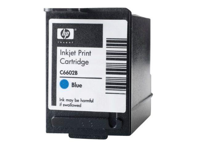 HP TIJ 1.0 Extended - bleu - originale - cartouche d'encre