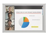 MooreCo Interactive Projector Board with Brio Trim