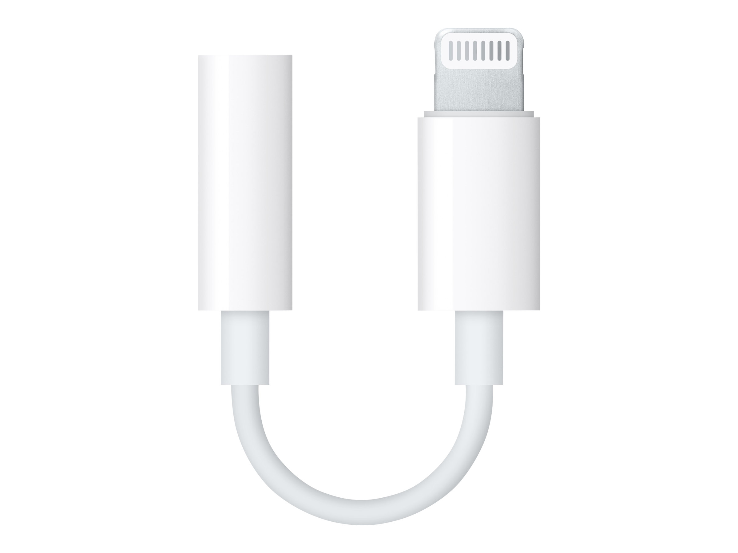 APPLE LIGHTNING TO 3.5 MM HEADPHONE JACK ADAPTER A