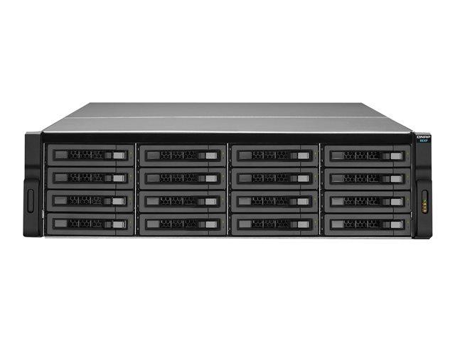 QNAP REXP 1600U RP   storage enclosure