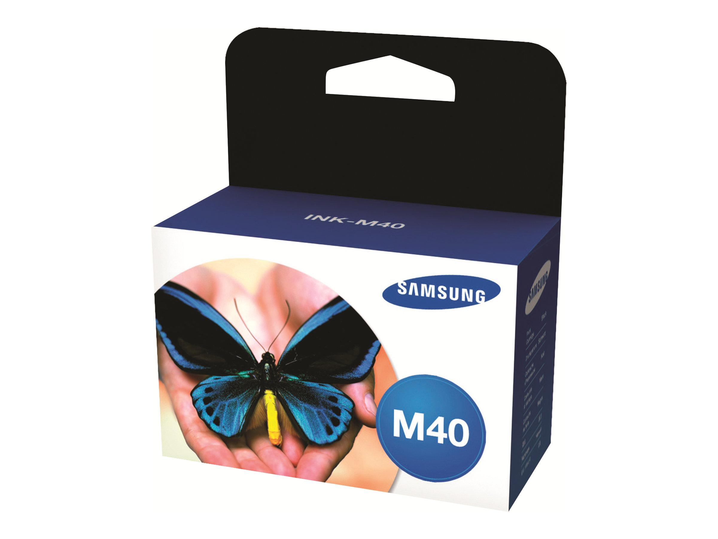 Samsung INK-M40 - noir - originale - cartouche d'encre