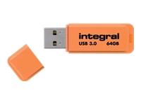 Integral Europe Clés USB INFD64GBNEONOR3.0