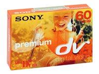Cinta de video MiniDV 60 Premium
