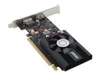 MSI PCI Express 3.0 x16  GeForce GT 1030 2GB-GDDR5 HDMI/DP