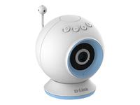 D-Link DCS-825L EyeOn Baby Monitor Babyovervågningskamera trådløs