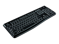 Logitech K120 for Business Tastatur USB Nordisk