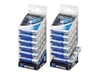 tecxus Mignon Batteri 24 x AA type Alkalisk