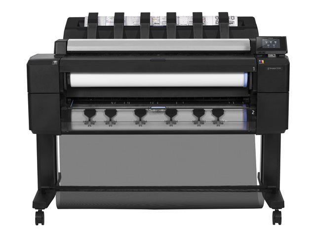 Image of HP DesignJet T2530 - multifunction printer ( colour )
