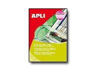 APLI PAPER - transparents - 50 feuille(s)