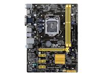 ASUS H81M-PLUS Bundkort micro-ATX LGA1150 sokkel H81 USB 3.0