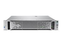 HPE ProLiant DL180 Gen9 - Xeon E5-2620V4 2.1 GHz - 16 Go - 0 Go